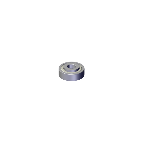 Łożysko kulkowe 203KRR5
