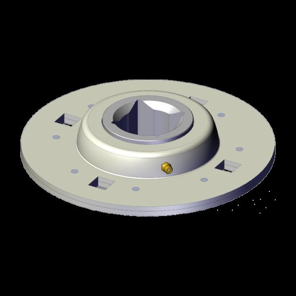 Łożysko samonastawne w obudowie RFD211-40SQ
