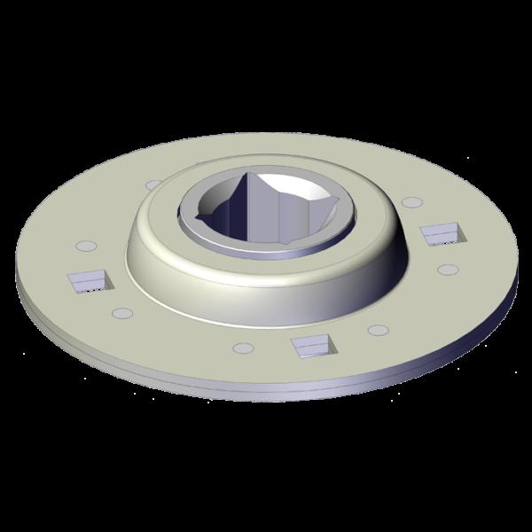 Łożysko samonastawne w obudowie RFD211VV-40SQ
