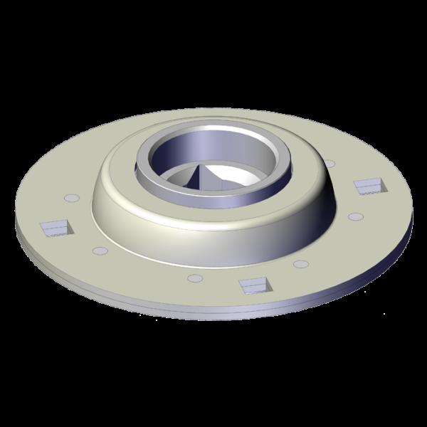 Łożysko samonastawne w obudowie RFD213VV-40SQ